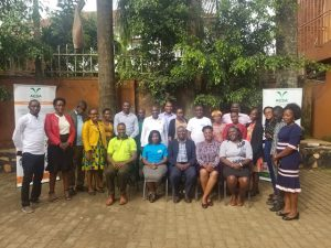 Budget Advocacy training at Shine Hotel