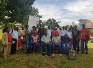 Budget Advocacy training at Homeland Organics in Mubende