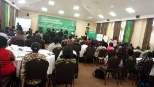 About the Uganda Green Growth summit